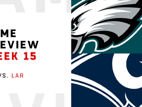 Watch: Eagles vs. Rams preview | Week 15