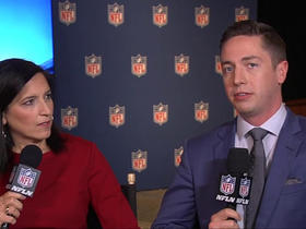 Watch: Pelissero: NFL doesn't want to return to outsourcing personal conduct investigations