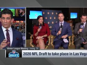Watch: Battista: Raiders would be reluctant to share stadium with 49ers
