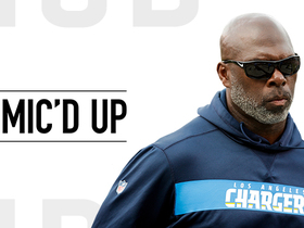 Watch: Mic'd Up: Lynn's best sideline moments in win vs. Bengals