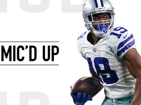 Watch: Mic'd Up: Best moments of Week 14