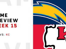 Watch: Chargers vs. Chiefs Week 15 preview | NFL Playbook