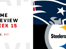 Watch: Patriots vs. Steelers Week 15 preview | NFL Playbook