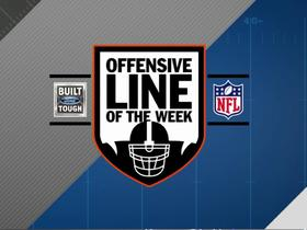 Watch: Ford Offensive Line of the Week nominees | Week 14