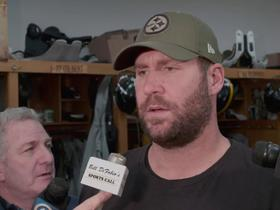 Watch: Big Ben: 'It's frustrating when you can't beat anybody'