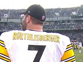 Watch: Roethlisberger on Brady: You treasure anytime you share the field with someone who may be the greatest of all time