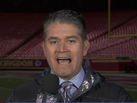 Watch: Ruiz: Air conditions won't be bad for Chargers-Chiefs matchup