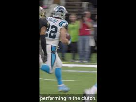 Watch: Clutch Performance Moments: Christian McCaffrey