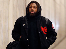 Watch: Eric Berry enters Arrowhead before 'TNF' vs. Chargers