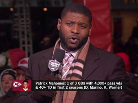 Watch: LaDainian Tomlinson: Mahomes reminds me of Elway more than Favre