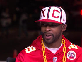 Watch: Dante Hall votes Mahomes for MVP, talks Arrowhead | The Checkdown