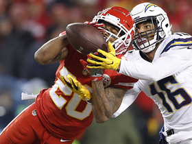 Watch: Eric Berry's blitz leads to Philip Rivers' INT