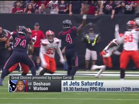 Watch: Fabs best advice for Saturday's Week 15 games | NFL Fantasy Live