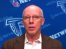 Watch: Falcons president Rich McKay discusses modernizing NFL rules