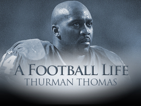 Watch: 'A Football Life': Mistakes haunt Thurman Thomas, Bills in fourth Super Bowl showing