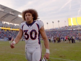 Watch: T.D.: Phillip Lindsay is doing a 'great job' making Broncos' No. 30 his own
