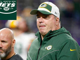 Watch: Garafolo: McCarthy could be a coaching fit with Jets