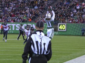 Watch: Robby Anderson gets UP to make sideline grab