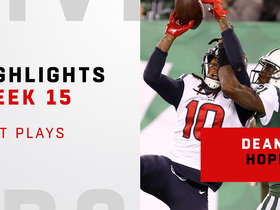 Watch: Best plays from DeAndre Hopkins' 170-yard game | Week 15