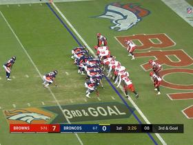 Watch: Case Keenum sprints away from defense on TD run