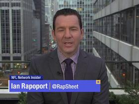 Watch: Rapoport: Nick Foles expected to start for remainder of the season
