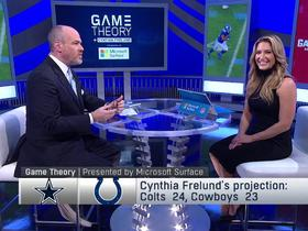 Watch: Game Theory: Seahawks-49ers projections