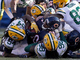 Watch: Packers halt fake punt attempt at midfield