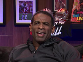 Watch: Deion Sanders: I haven't given Andrew Luck enough credit this year