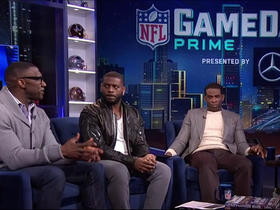Watch: Prime, L.T. and Shannon debate Eagles' playoff chances with Foles