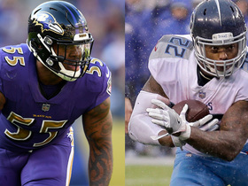 Watch: More confident to make playoffs: Titans or Ravens?