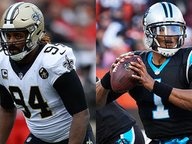 Watch: GMFB predicts outcome of Saints-Panthers on 'MNF'