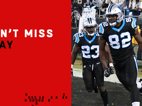 Watch: Can't-Miss Play: CMC, Manhertz fool Saints for tricky TD