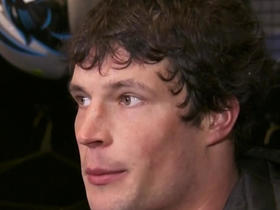 Watch: Luke Kuechly: Cam Newton's 'tough as nails'