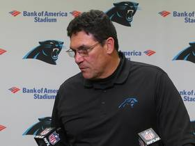 Watch: Panthers postgame press conference