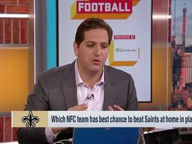 Watch: Schrager: The Bears can beat the Saints in New Orleans over the Rams and Cowboys