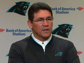 Watch: Rivera addresses whether Cam will remain active for the rest of 2018