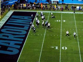 Watch: See the Panthers' goal-line fumble in 360 degrees | True View
