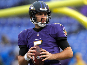 Watch: Garafolo: Washington could be a fit for Flacco