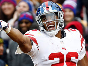 Watch: Saquon shouts out the fans for 2019 Pro Bowl selection