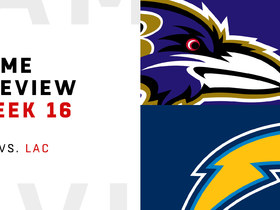 Watch: Ravens vs. Chargers Week 16 preview | NFL Playbook
