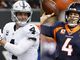 Watch: MNF projections for Broncos-Raiders in Week 16 | NFL Fantasy Live