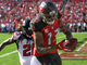 Watch: Mike Evans toe-taps in 19-yard TD