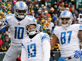 Watch: Stafford slings a dime to TJ Jones for 5-yard TD