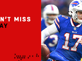 Watch: Can't-Miss Play: Josh Allen rumbles for his longest TD run of '18