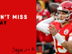 Watch: Can't-Miss Play: Mahomes LAUNCHES 67-yard TD bomb to Hill