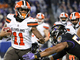 Watch: Antonio Callaway weaves through Ravens on punt return for 37 yards