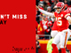 Watch: Can't-Miss Play: Mahomes' 50th TD pass goes 89 YARDS to Robinson