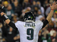 Watch: Foles finds falling Agholor for red-zone TD