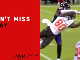 Watch: Can't-Miss Play: Best diving catch of '18? Landry may have it