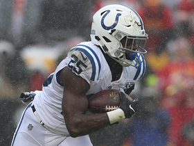 Watch: Marlon Mack gashes Chiefs' D for 20 yards